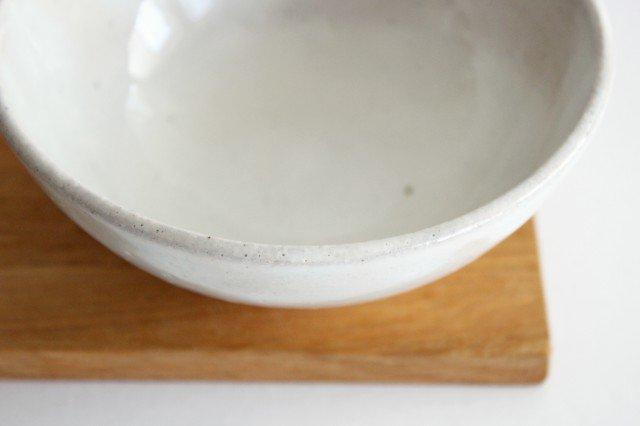 美濃焼 粉引 飯碗 クラウド 陶器 画像5