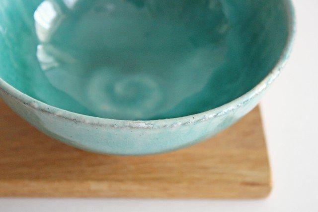 美濃焼 粉引 飯碗 スカイ 陶器 画像5