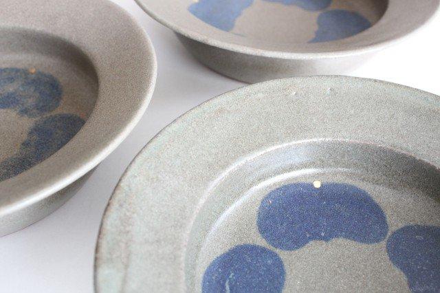 スープ皿 緑 陶器 小山暁子 画像5