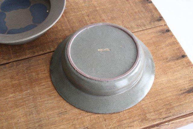 スープ皿 緑 陶器 小山暁子 画像6