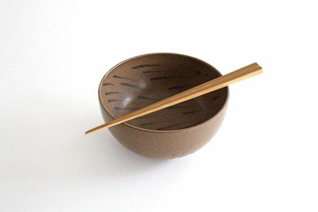 ボウル 小 茶 陶器 小山暁子 画像4