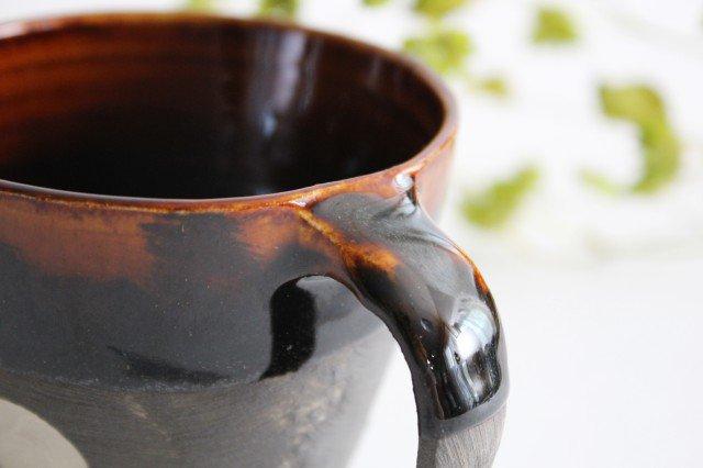 マグカップ ドット 半磁器 東月窯 久保 雅裕 画像3