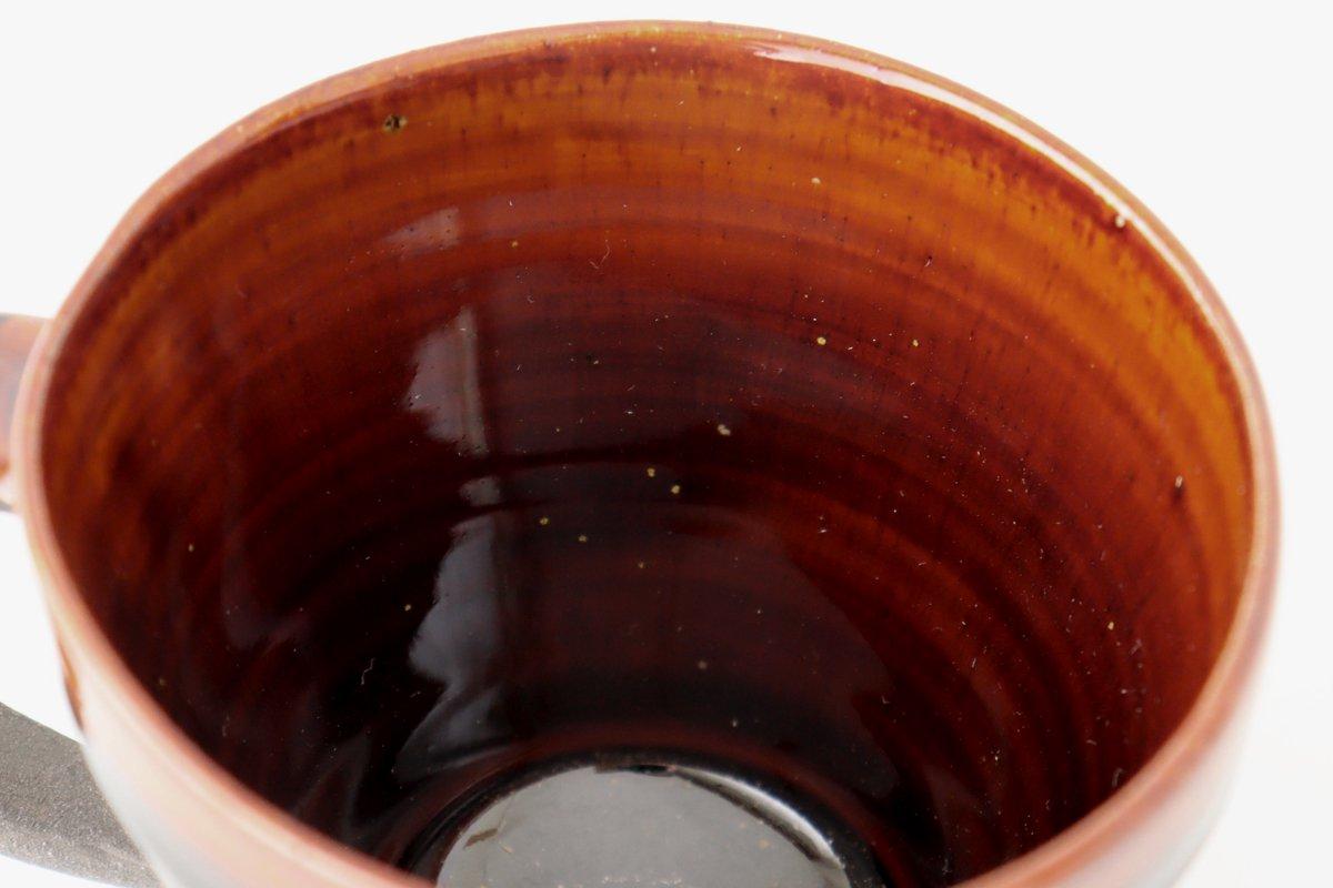 マグカップ ドット 半磁器 東月窯 久保 雅裕 画像6