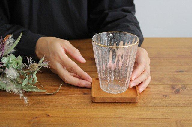 金彩 レギュラーグラス ガラス 金津沙矢香
