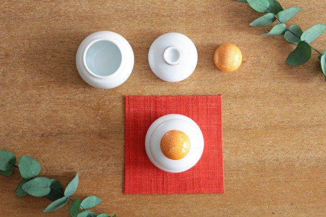 鍋島焼の鏡餅飾り 小 中川政七商店 画像2