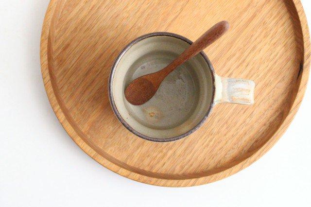 マグカップ 刷毛目 陶器 ツチノヒ やちむん 画像3
