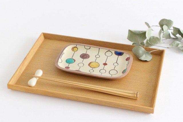 角皿 小 ボンボン 陶器 一翠窯 やちむん 画像3