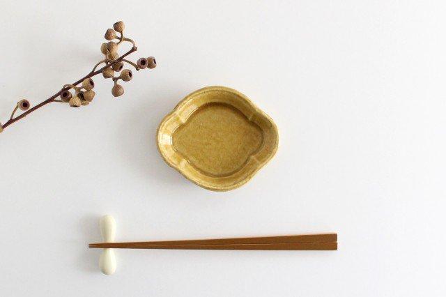 美濃焼 モチーフ 木瓜小皿 飴 陶器 画像4