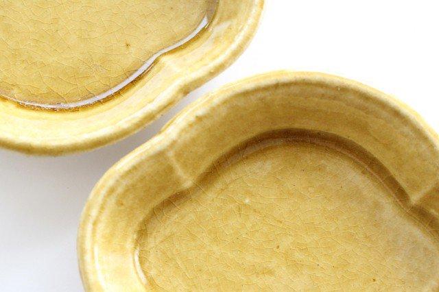 美濃焼 モチーフ 木瓜小皿 飴 陶器 画像6