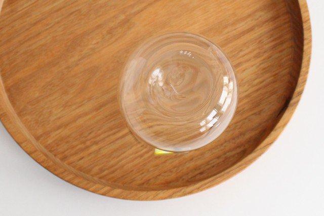 おめかしグラス パープルドット ガラス 23n. 滝川ふみ 画像5