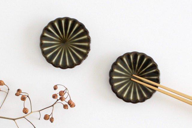 箸置き 利休(緑) 磁器 ぎやまん 美濃焼
