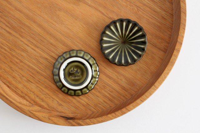 箸置き 利休(緑) 磁器 ぎやまん 美濃焼 画像4