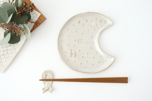 リボンの箸置き 陶器 キエリ舎 画像6