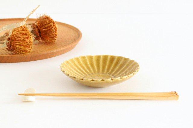 美濃焼 モチーフ 4寸輪花鉢 飴 陶器 画像5