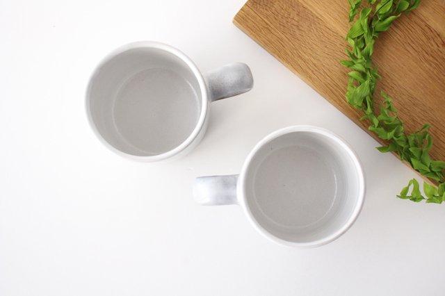 くじらのマグカップ 陶器 ITOGA POTTERY 画像2