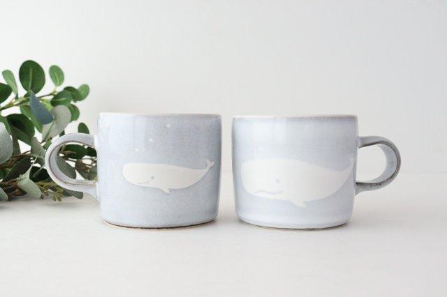 くじらのマグカップ 陶器 ITOGA POTTERY 画像5