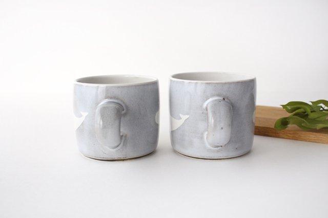 くじらのマグカップ 陶器 ITOGA POTTERY 画像6