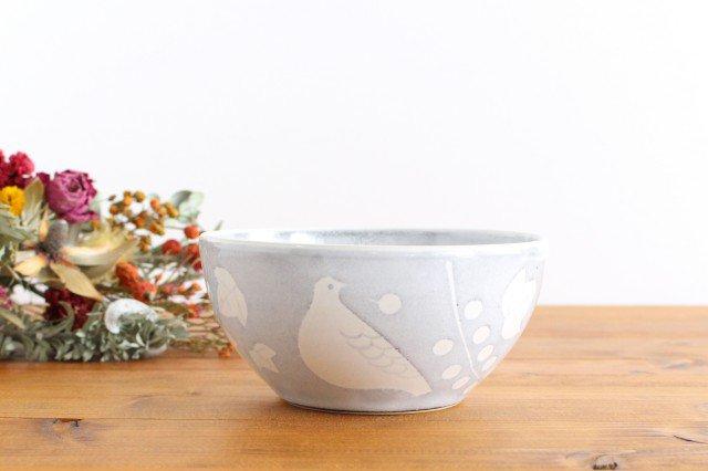 鳥のボウル 陶器 ITOGA POTTERY