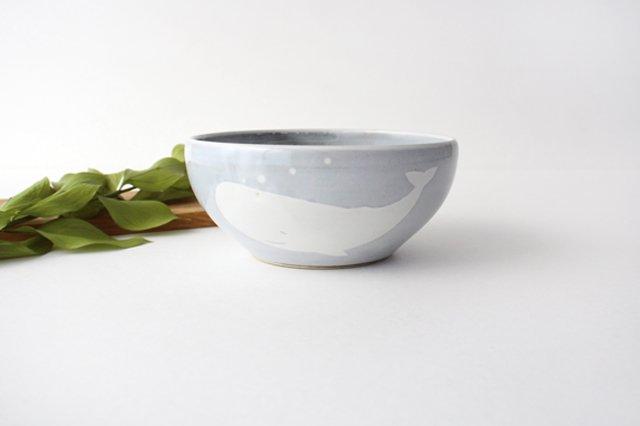 くじらのボウル 陶器 ITOGA POTTERY