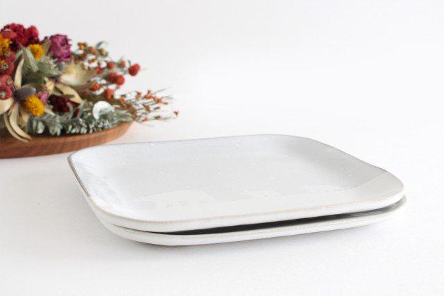 しろくまのプレート 陶器 ITOGA POTTERY 画像5