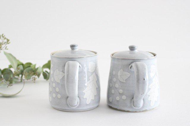 森のコーヒーポット 陶器 ITOGA POTTERY 画像3