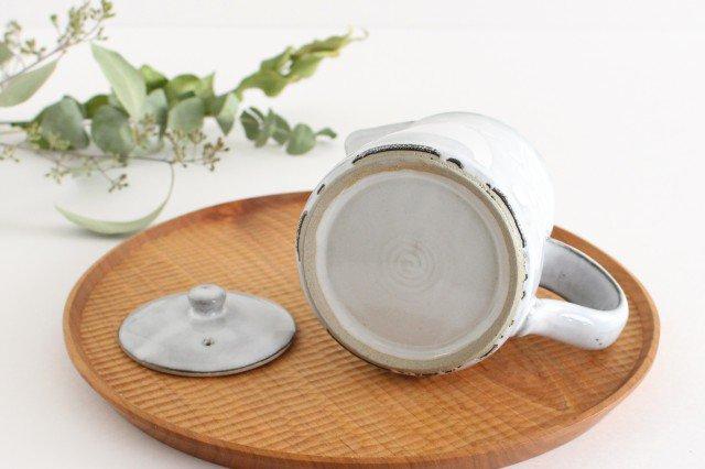 森のコーヒーポット 陶器 ITOGA POTTERY 画像5