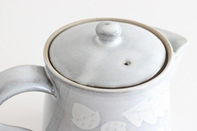 森のコーヒーポット 陶器 ITOGA POTTERY 画像6