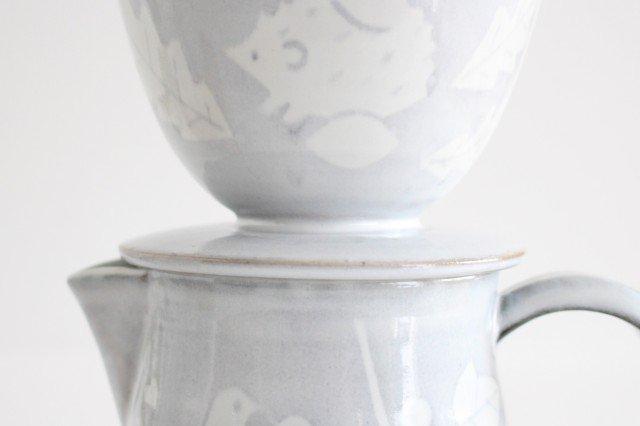 森のドリッパー 陶器 ITOGA POTTERY 画像6