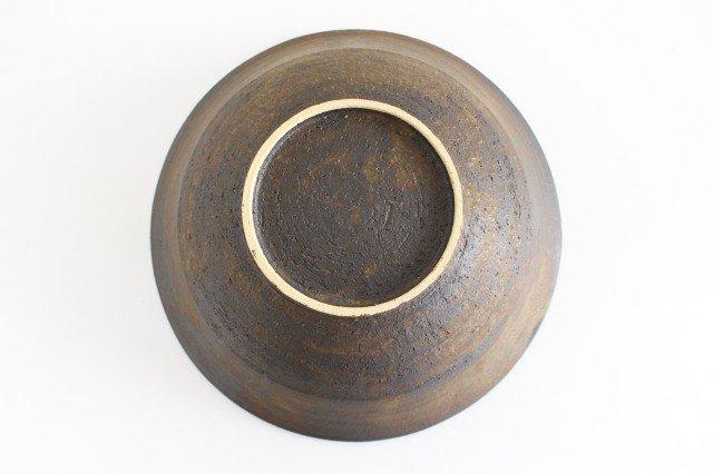 リース7寸鉢 GB 陶器 アトリエキウト 小出麻紀子 画像6