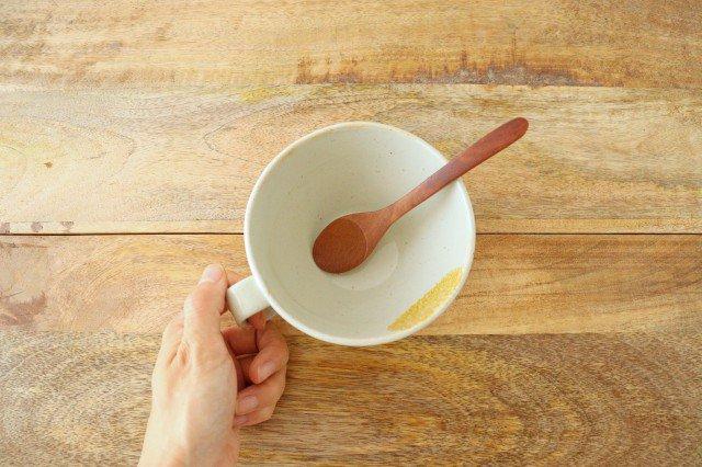 スープカップ 黄 磁器 ダリア 波佐見焼 画像5