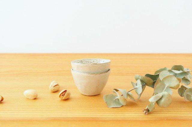 ねこの手茶杯 陶器 キエリ舎 画像5