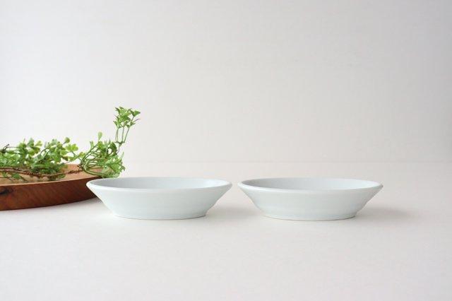 楕円小鉢 花枝紋 磁器 有田焼 画像3