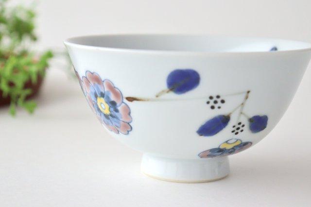茶付 小 花枝紋 磁器 有田焼 画像5