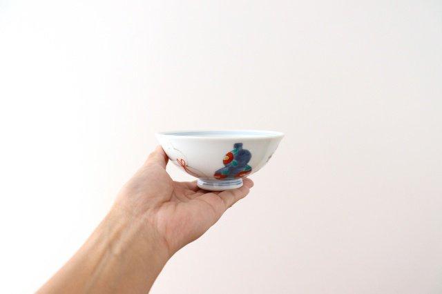 茶付 小 伊万里瓢箪 磁器 有田焼 画像4