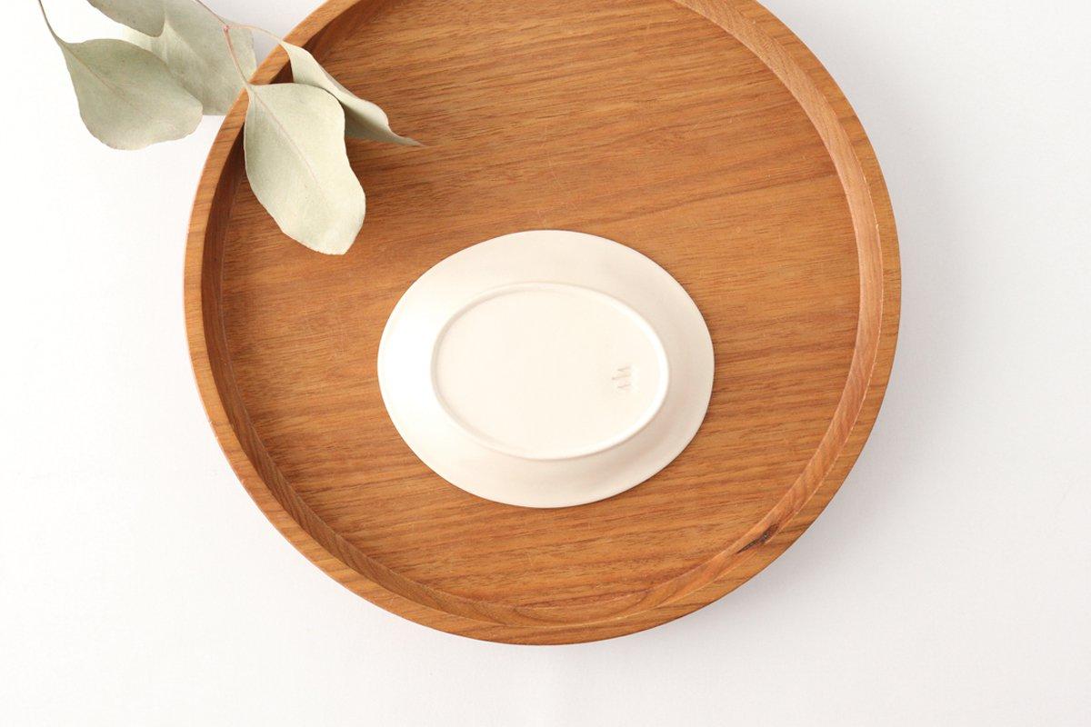 楕円小皿 レモン 磁器 fruits 波佐見焼 画像4