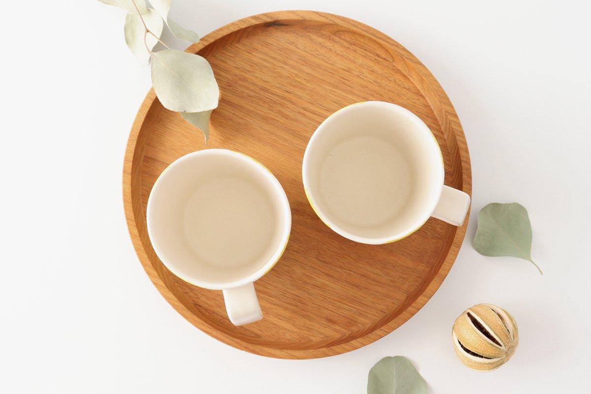 マグ レモン 磁器 fruits 波佐見焼 画像2
