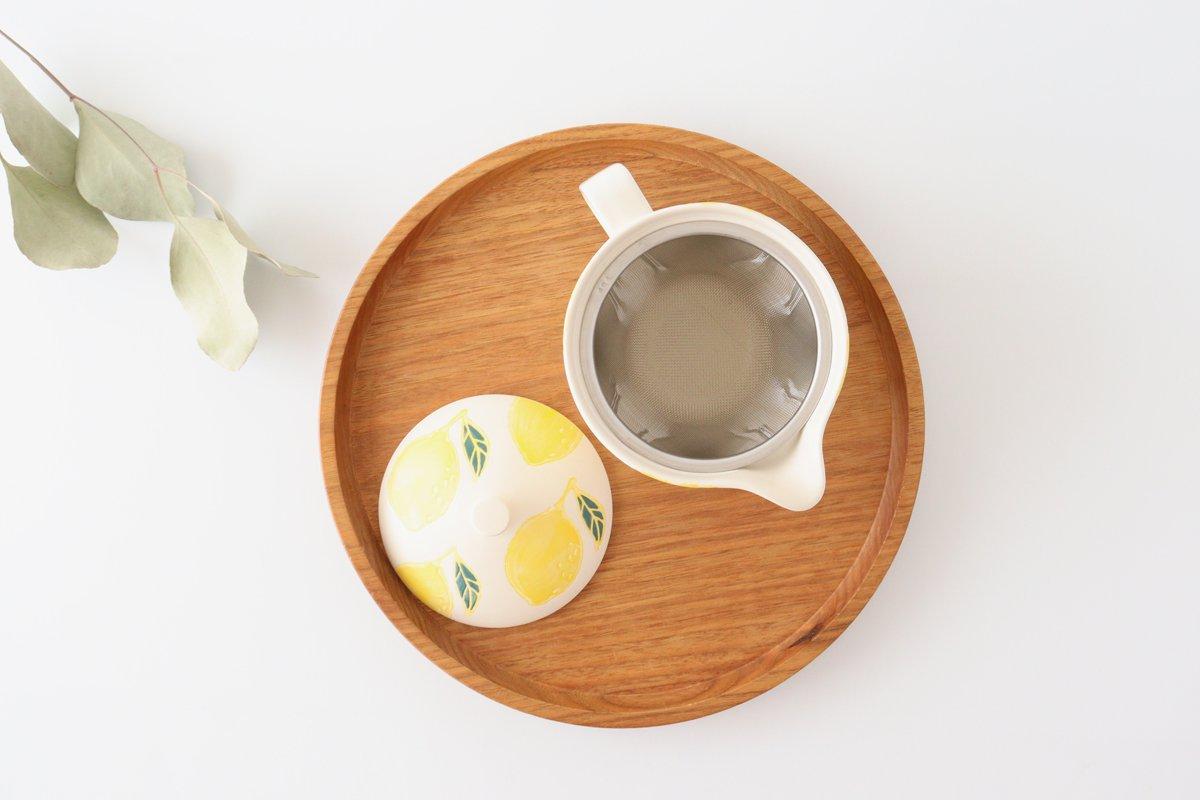 ポット レモン 磁器 fruits 波佐見焼 画像2