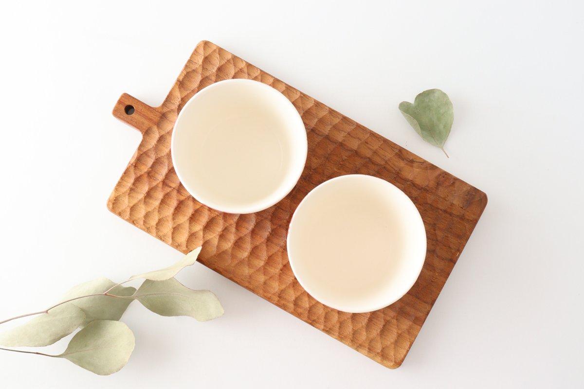 マルチカップ  イチゴ 磁器 fruits 波佐見焼 画像2