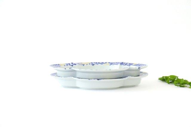 木瓜皿 M ミモザ 磁器 有田焼 画像3