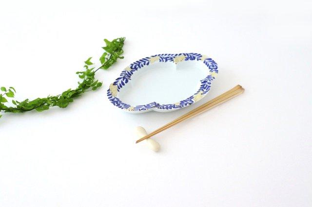 木瓜皿 M ミモザ 磁器 有田焼 画像4