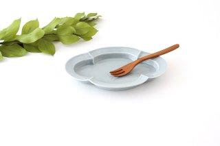 木瓜皿 M ブルーグレー 磁器 波佐見焼商品画像