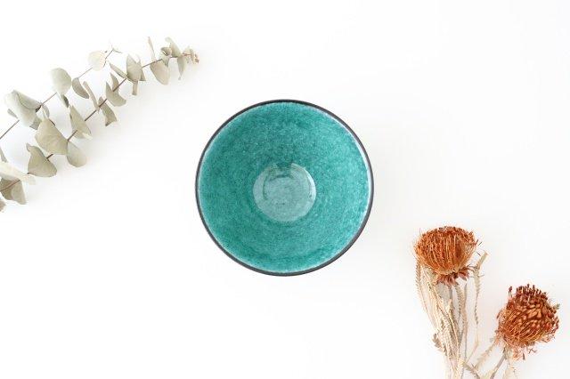 ボウル トルコブルー 陶器 BOL 美濃焼  画像3