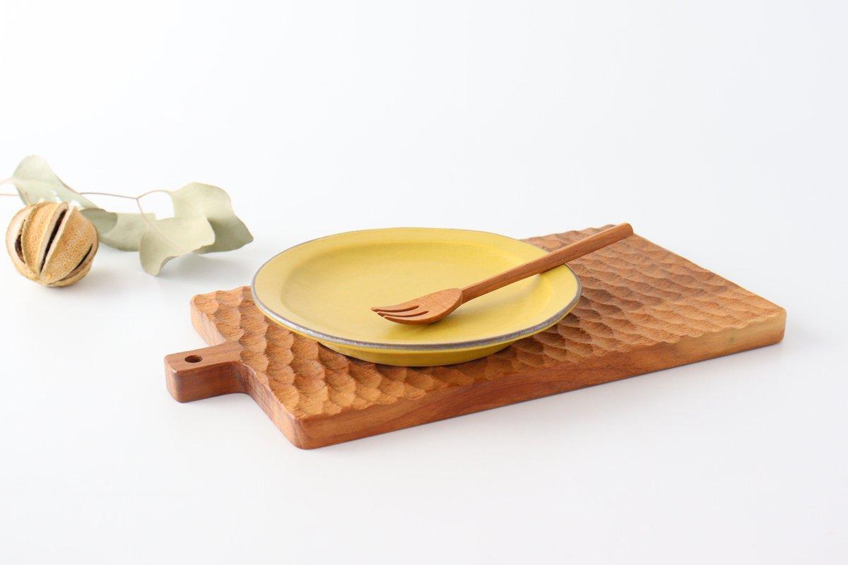取り皿 マスタード 磁器 kei 美濃焼 画像4
