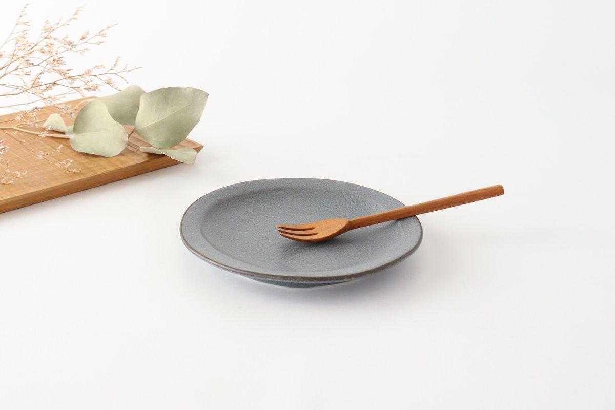 取り皿 グレー 磁器 kei 美濃焼 画像5