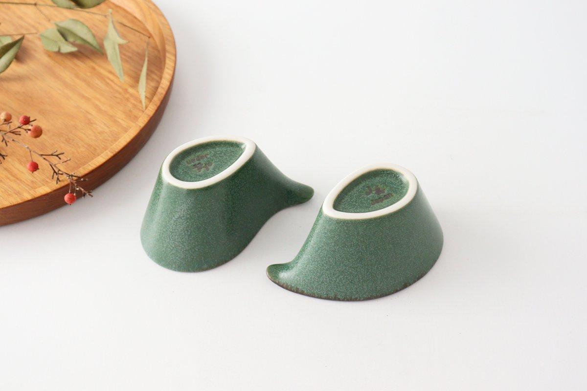 片口 グリーン 磁器 kei 美濃焼 画像3