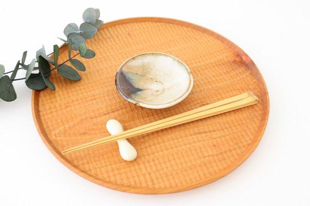 小皿 朝鮮唐津三山 陶器 美濃焼  画像4