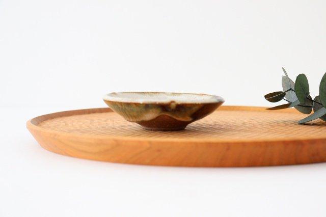小皿 朝鮮唐津三山 陶器 美濃焼  画像5