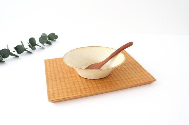 反り鉢 S 白 陶器 美濃焼