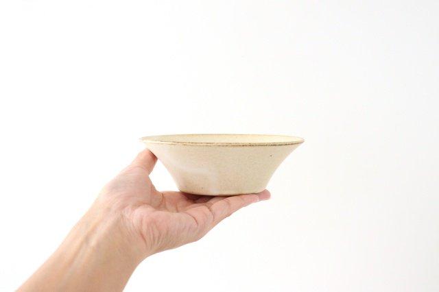 反り鉢 S 白 陶器 美濃焼 画像5