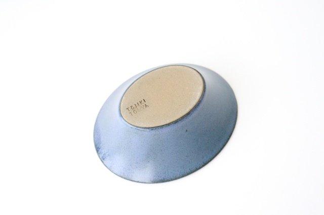 反り鉢 S 紺 陶器 美濃焼 画像6